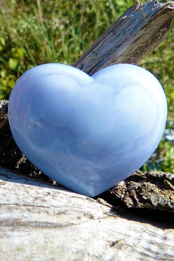 Aventurine bleue pierre galet pas cher