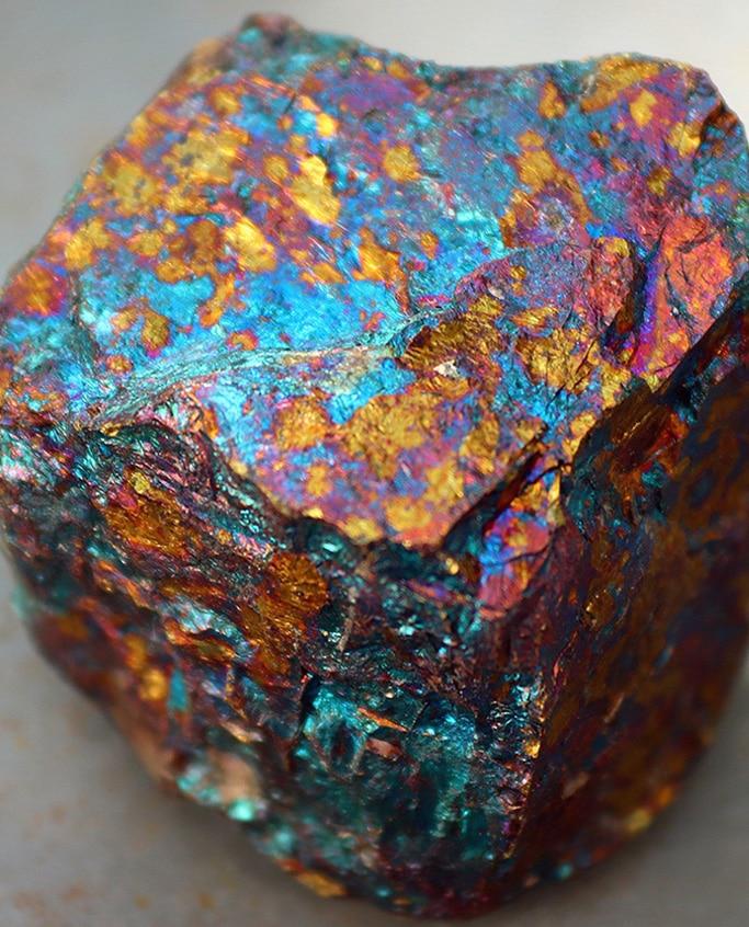 pierre galet Chalcopyrite